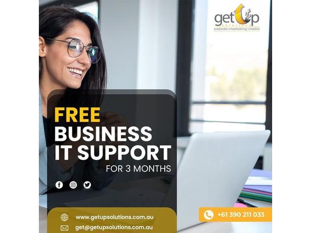 Social media marketing agency in Australia | Digital marketing services -Getupsolutions IT Solutions - 1