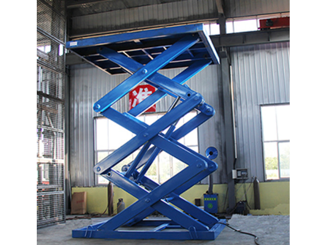 Scissor Cargo Lift for Sale in Australia - 1