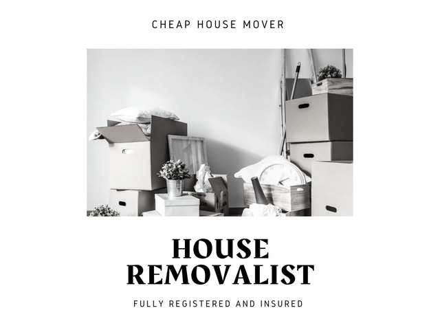 Fully Registered And Insured House Removalist - 1