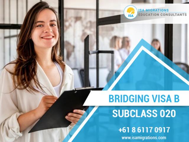 Visa 020 | Bridging Visa B | Migration Agent Perth - 1