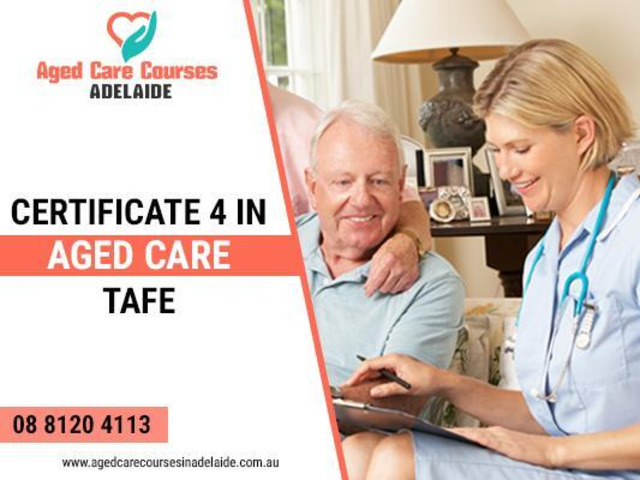 Get Professional Certificate IV Aged Care By Aged Care Courses Adelaide - 1