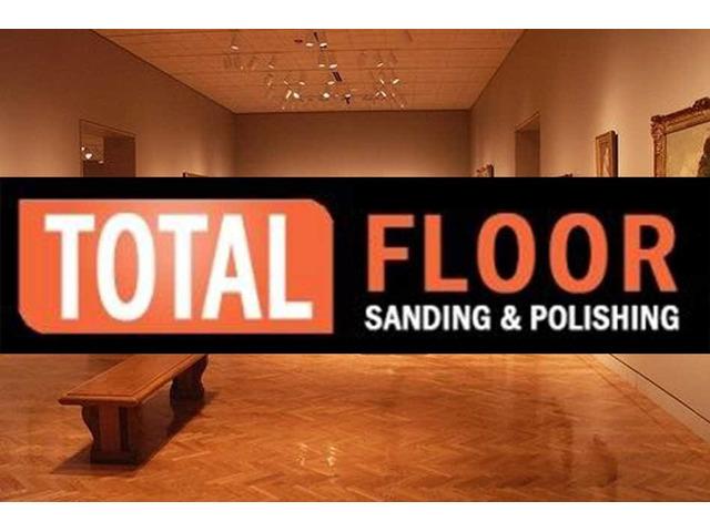 Total Floor Sanding and Polishing - 1