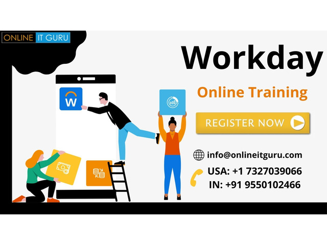 Workday training | workday online training | OnlineITGuru - 1