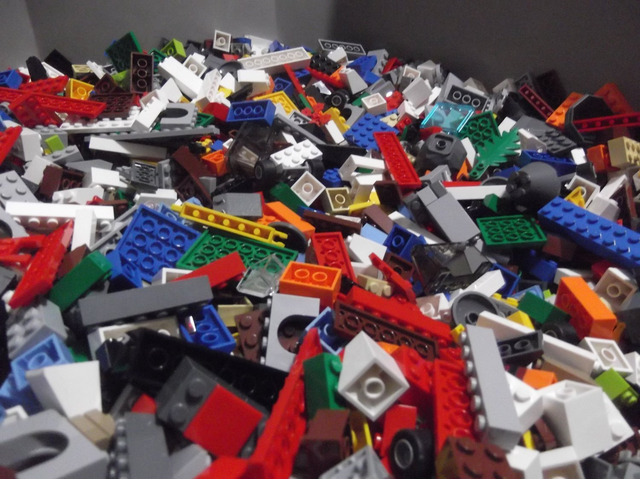 Affordable Second Hand Lego in Melbourne - Toy Bricks - 1