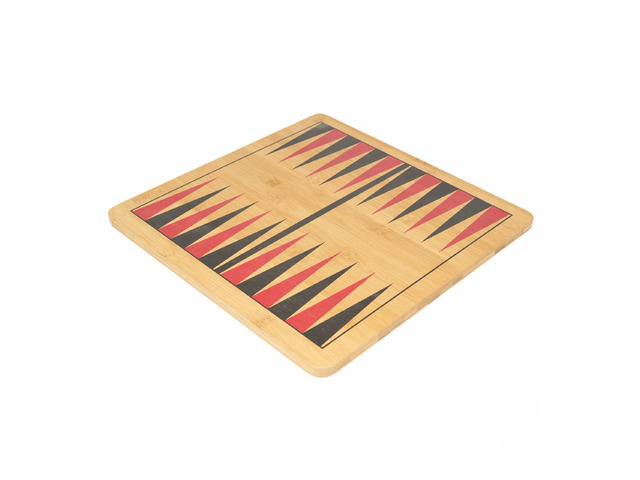 3 in 1 Chess, Checkers and Backgammon - 1