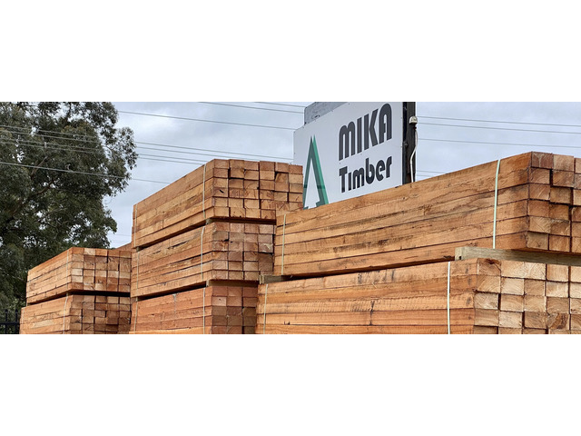 Sleepers Melbourne  | Mika Timber - 7