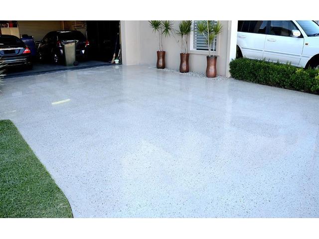 Brisbane most affordable polished Concrete - 5