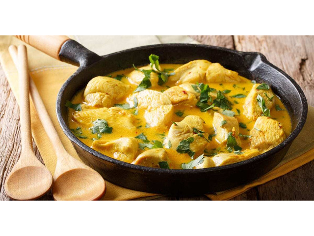 5% off - Taj Mahal Authentic Indian kitchen Menu, QLD - 1