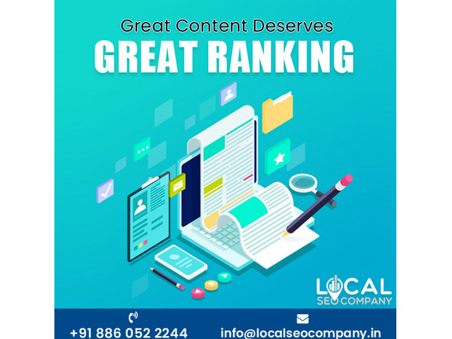 Get The Best Local SEO Company in India to Help You Grow Your Business. - 1