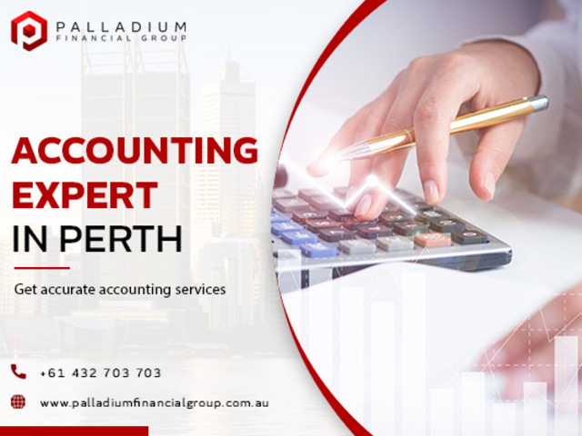 Hire Accountant Perth For Professional Accounting Services - 1