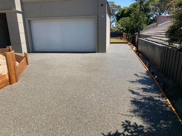 Concrete Driveways Melbourne - 1