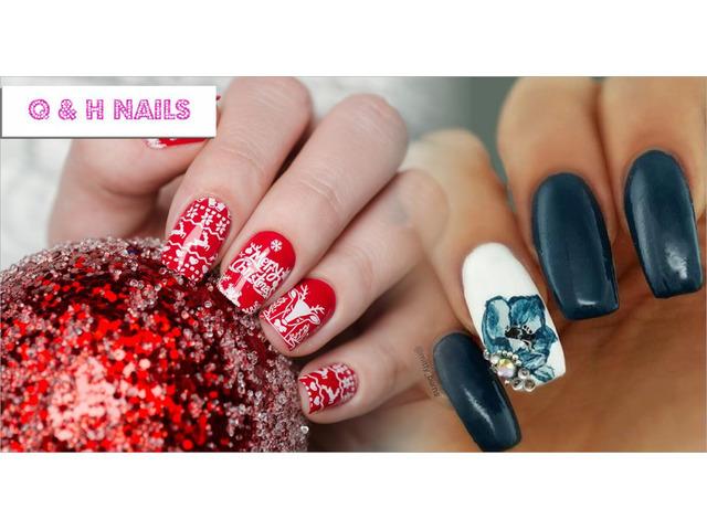 Ombre Nails Salon In Melbourne - 1
