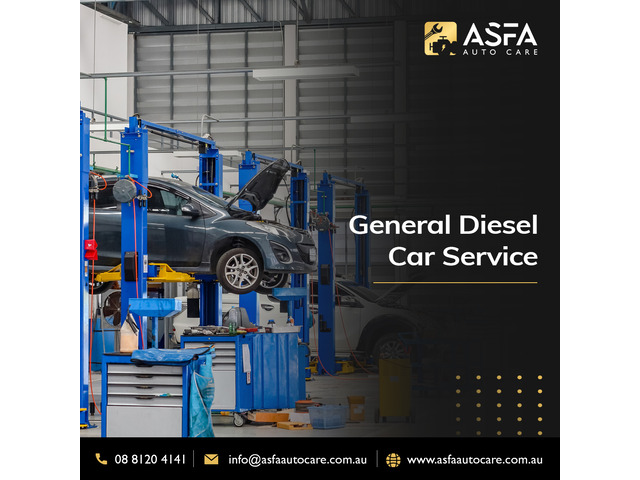 Get the best general Diesel car service in Adelaide - 1