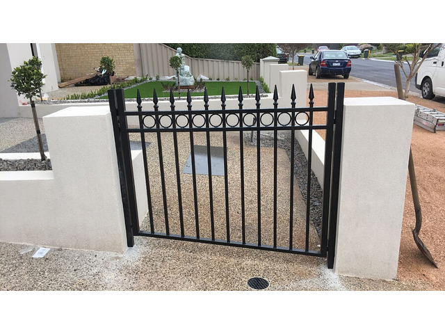 The Best Automatic Gates Melbourne at Green Kings Landscaping - 1