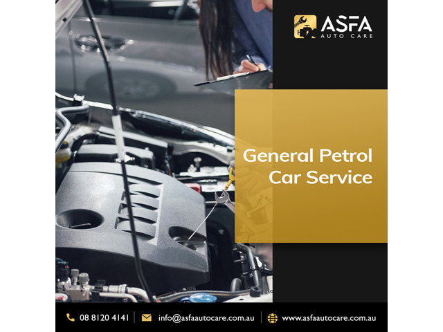 Get the best general petrol car service in Adelaide - 1