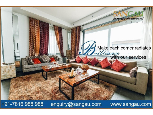 Semi Furnished House for rent in Bangalore - 1