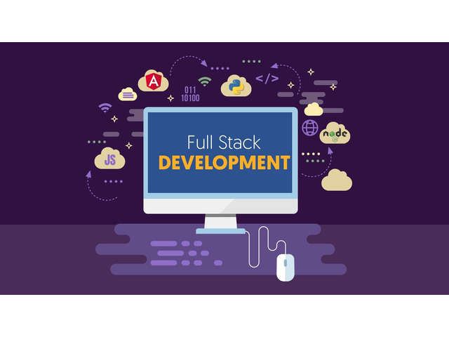 Reach us for expert full-stack development services - 1