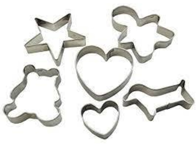 Easter cookie cutters - 1