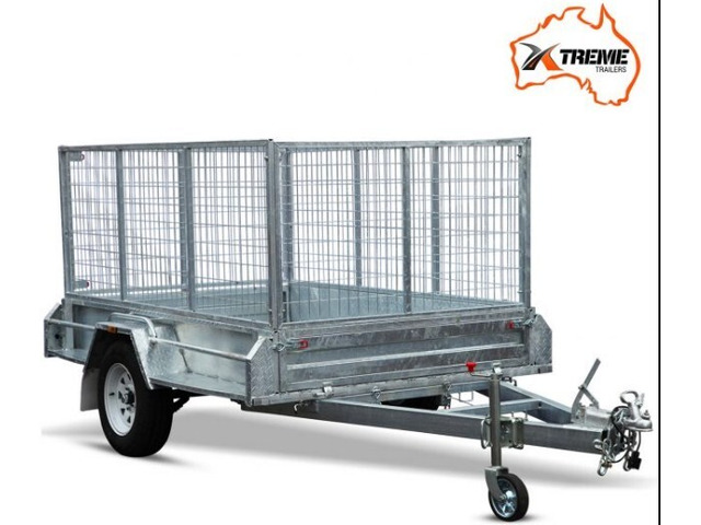 Buy Reliable and High Quality Box Trailer at Xtreme Trailers - 1