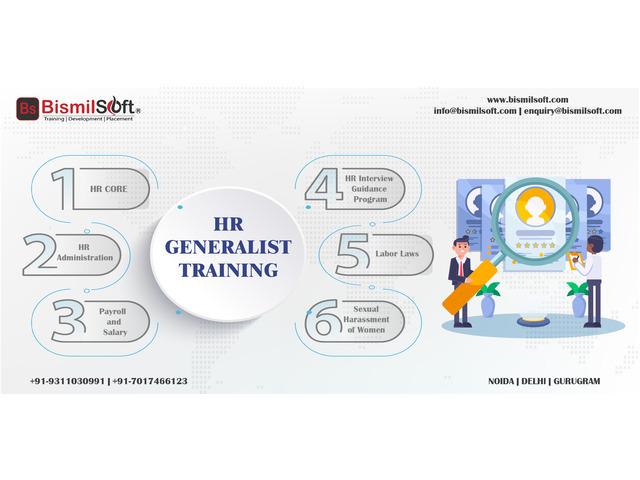 HR Generalist Training in Bareilly - 1