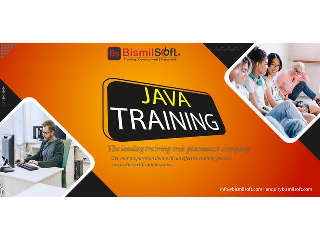 Online Java training institute in India - 1