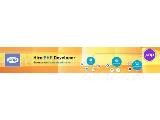 Looking for a PHP development company? Contact us. - 2
