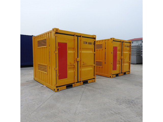 Cargo Worth Shipping/Storage Containers Available - 1