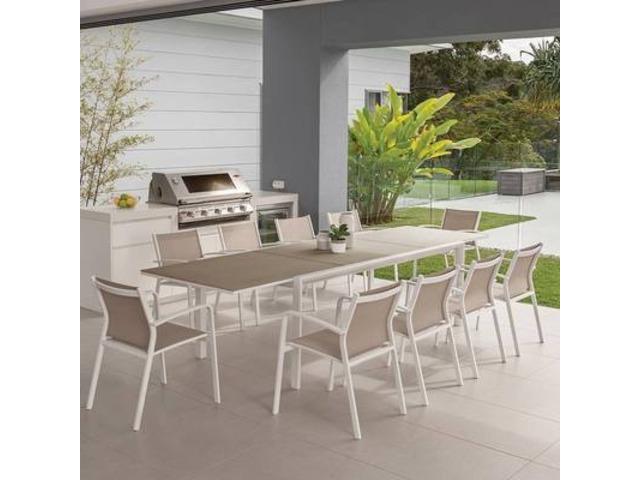 Invest in quality Outdoor Aluminium Furniture - 1