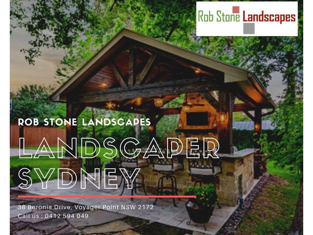 Hire a professional Landscaper in Sydney - 1
