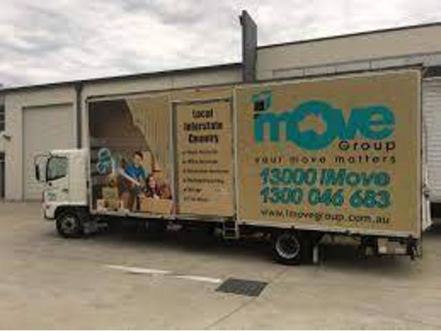 Removalists Sydney • iMove Group Sydney Removalist - 5