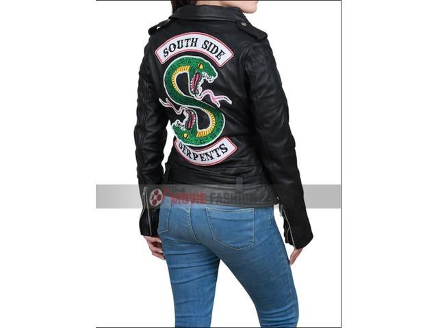 Riverdale southside serpents jacket - 1