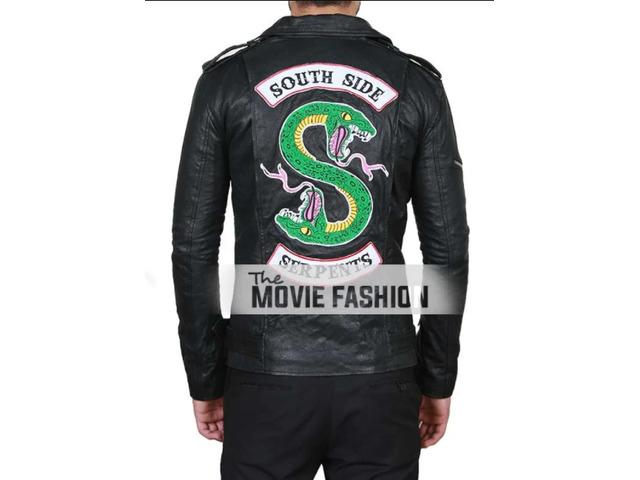 Riverdale southside serpents jacket - 2