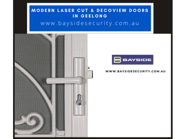 Victorian style heritage doors in Melbourne - Period style & modern screen doors for sale - 1