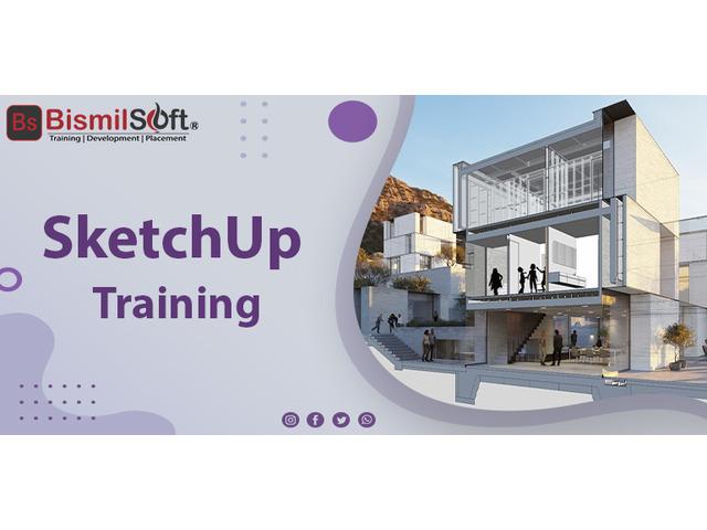 Google SketchUp Training in Delhi - 1