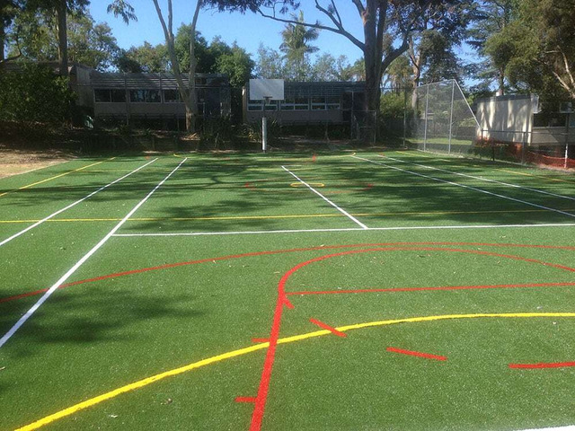 Install the Best-Quality Synthetic Grass for Sports Surfaces - 1