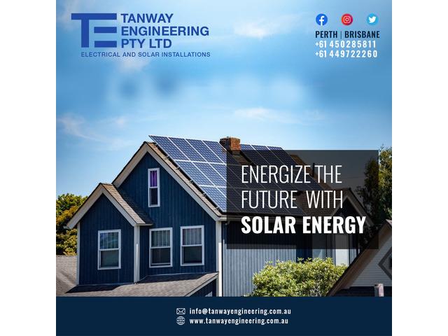 Solar Panel Installation - 1