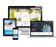 Gain online visibility through best website design