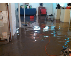 Wet Carpet Drying - Flooded Carpet - Capital Restoration Cleaning