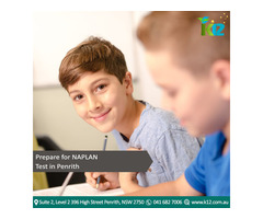 Naplan Test Preparation in Penrith – Years 3 – 9 | K12 Academy