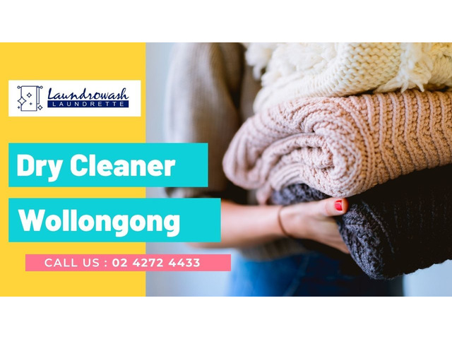 Drycleaner Wollongong - 1