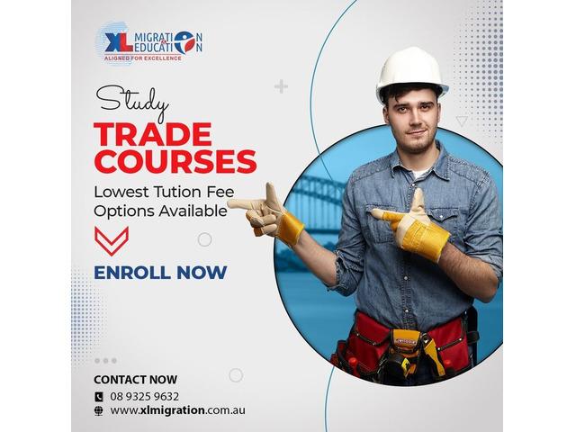 Study Trade Courses! - 1