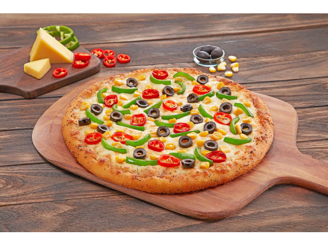 15% Off - Crazy Saloon menu - Pizza Restaurant in St Lucia, QLD - 2