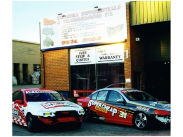 Automatic Transmission Service Melbourne | Victoria Differentials and Transmissions - 1