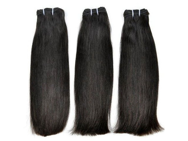 100% Indian Remy Weft Hair Extensions (Double Drawn) 100g | African Pride Hair and Beauty - 1