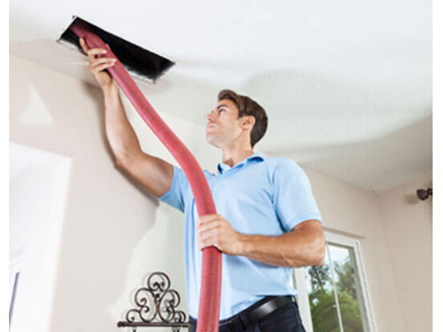 Duct Cleaning & Duct Repair Thornton - 1