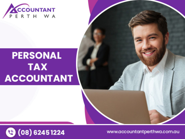 Manage Your Personal Tax Account With Best Tax Accountant In Perth - 1