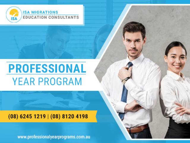 Book Your Professional Year Program Adelaide - 1