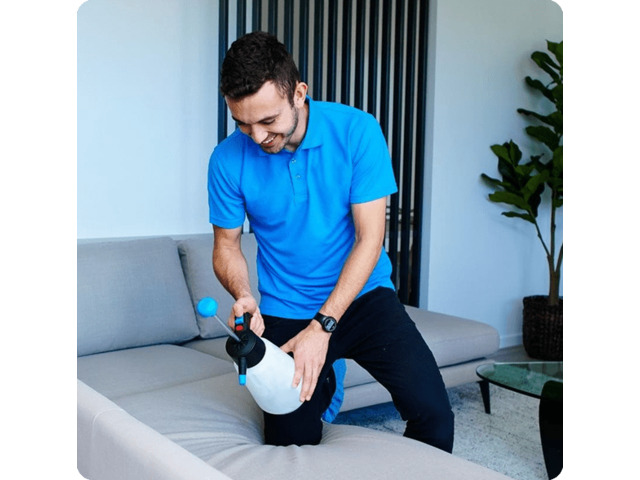 Fabric Sofa Cleaning Services Gold Coast | Bright Couch Cleaning Gold Coas - 1