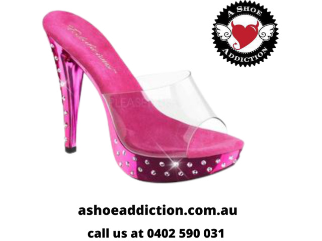 A Diverse Line of Fabulicious High Heels - 1