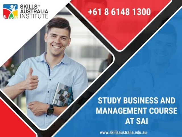 Study business courses in the best college in Australia. - 1
